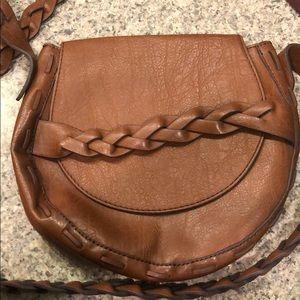 Cross Body Bag Braided Straps